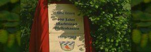 600 Jahre Marktsiegel Pfeffenhausen